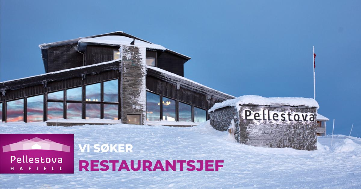Vi søker deg som kan videreutvikle Pellestova og ta restaurantene til nye høyder!