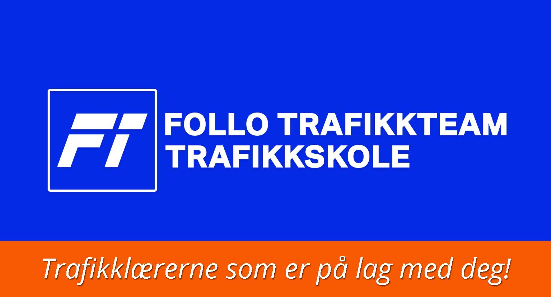 Follo Trafikkteam søker ny trafikklærer!